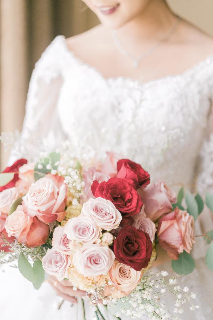 Wedding Day Dani and Nadia by Luminous Bridal Boutique - 002