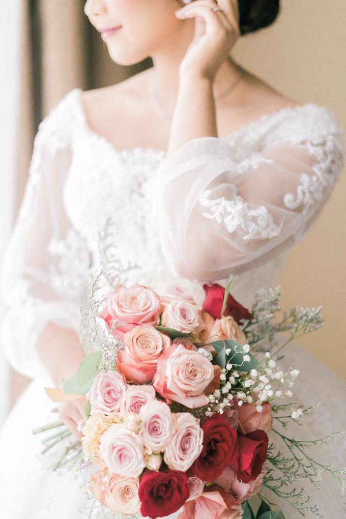 Wedding Day Dani and Nadia by Luminous Bridal Boutique - 003
