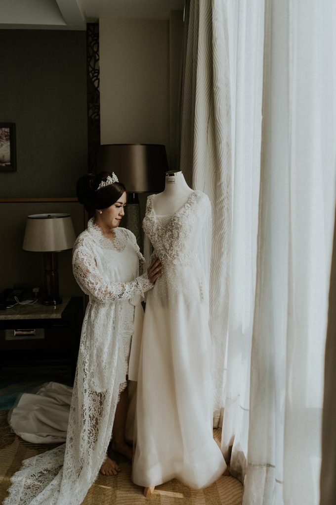 Wedding Day Alam and Angel by Luminous Bridal Boutique - 004