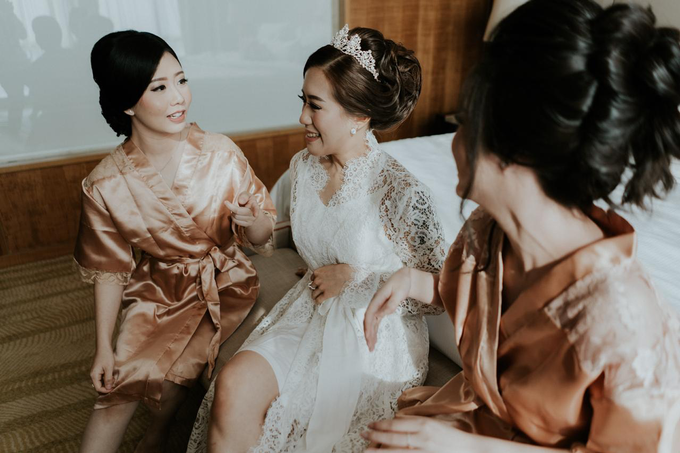 Wedding Day Alam and Angel by Luminous Bridal Boutique - 003