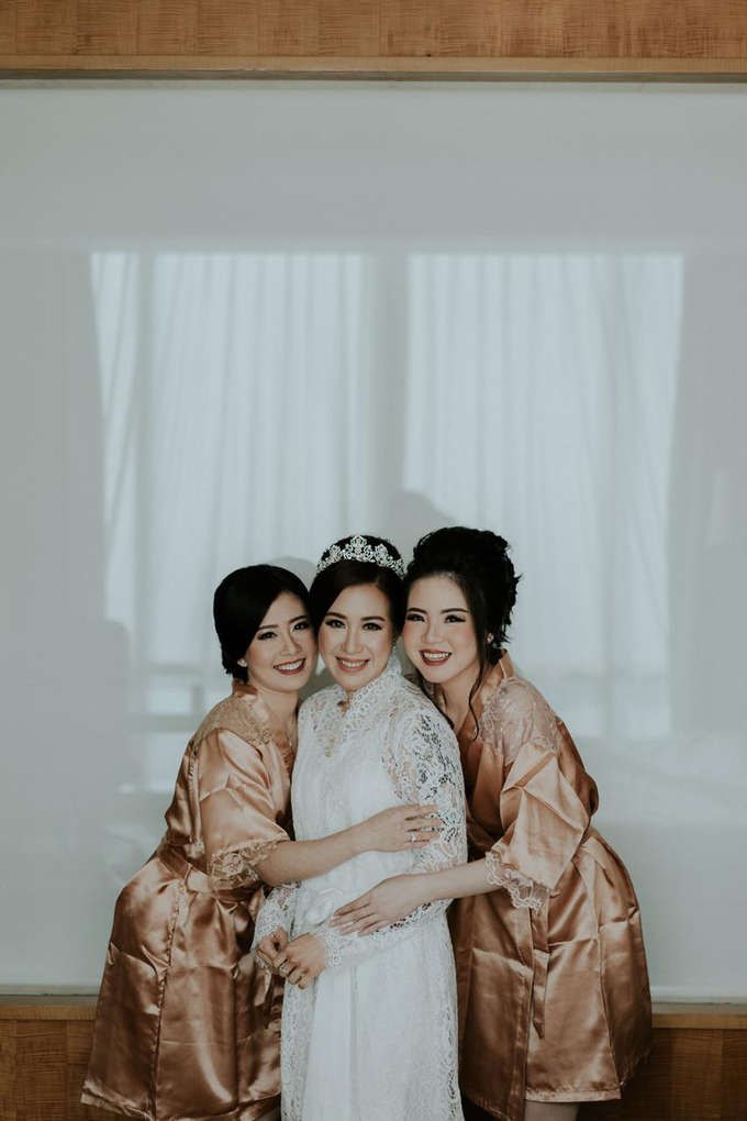 Wedding Day Alam and Angel by Luminous Bridal Boutique - 008