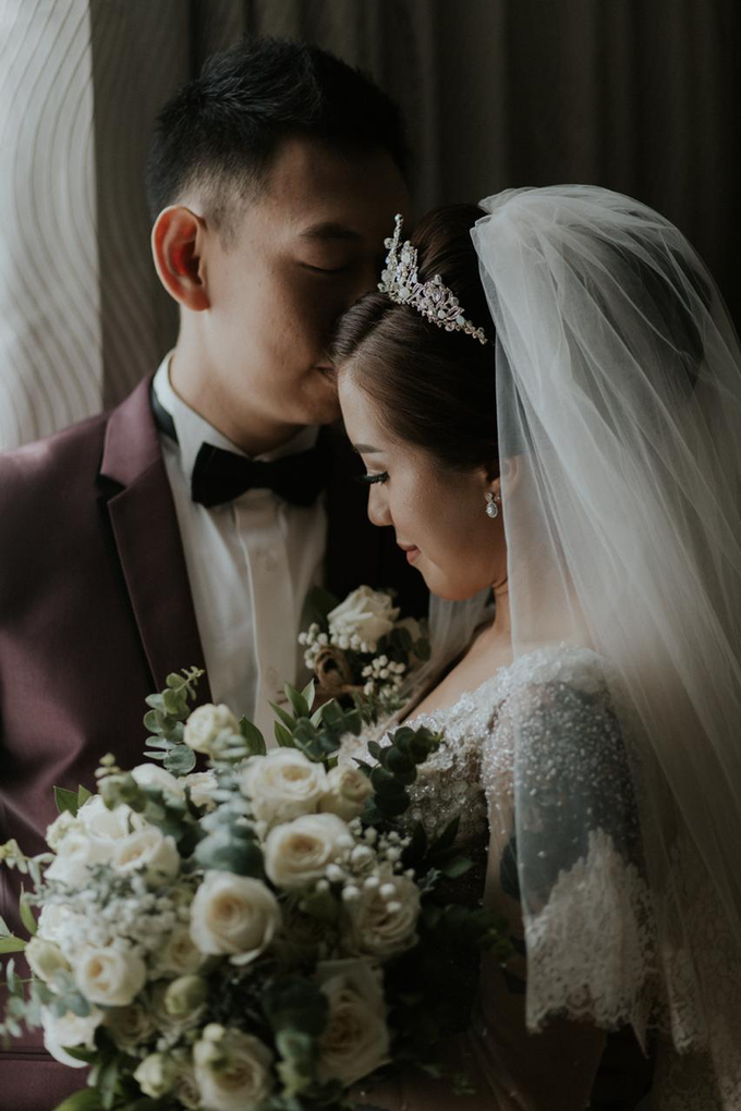Wedding Day Alam and Angel by Luminous Bridal Boutique - 014