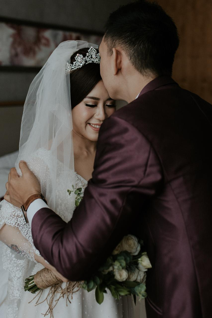 Wedding Day Alam and Angel by Luminous Bridal Boutique - 015