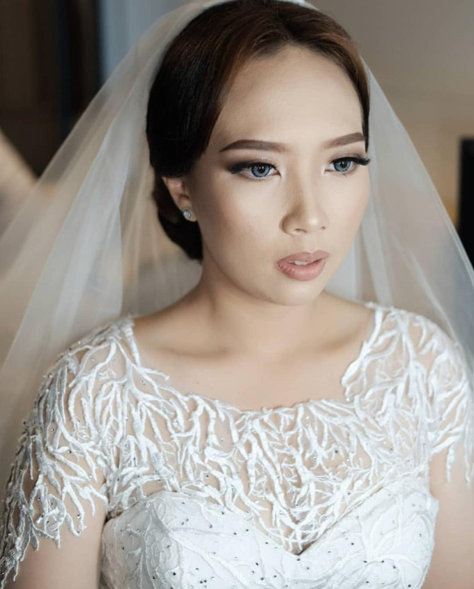 Wedding Day Cheryl and Pradipta by Luminous Bridal Boutique - 001