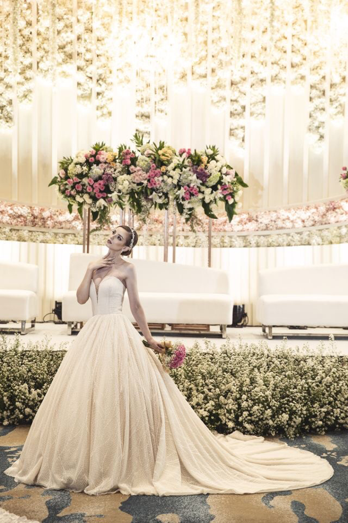 Magical Wedding In House Expo GMJK by Luminous Bridal Boutique - 001