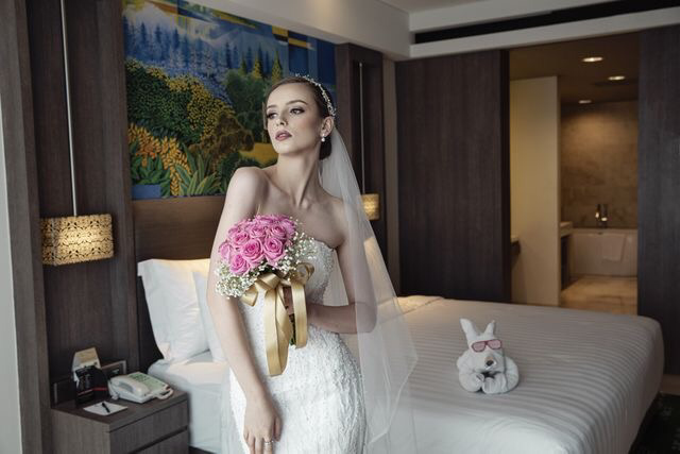 Magical Wedding In House Expo GMJK by Luminous Bridal Boutique - 010