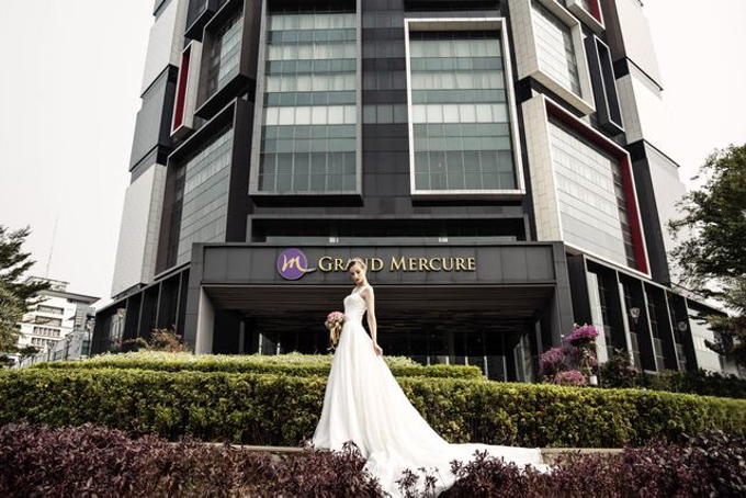 Magical Wedding In House Expo GMJK by Luminous Bridal Boutique - 013