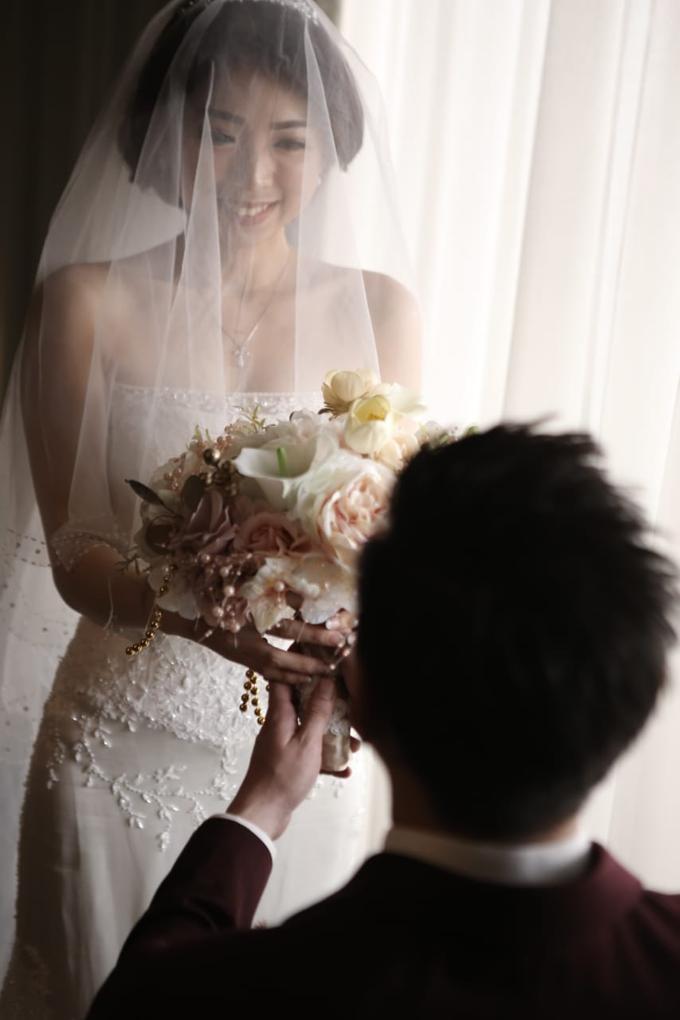 Holy Matrimony Steven and Yohana by Luminous Bridal Boutique - 003