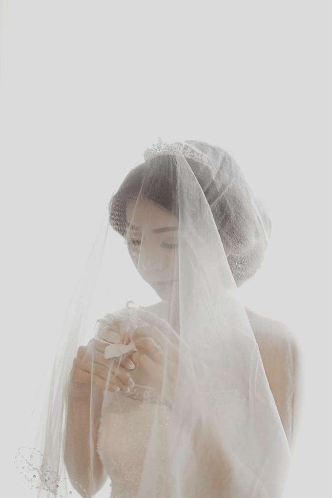 Holy Matrimony Steven and Yohana by Luminous Bridal Boutique - 001