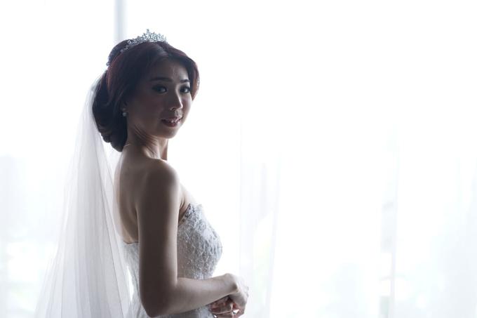 Holy Matrimony Steven and Yohana by Luminous Bridal Boutique - 006