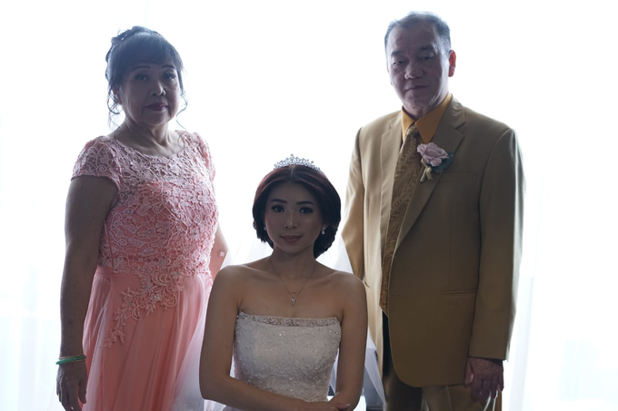 Holy Matrimony Steven and Yohana by Luminous Bridal Boutique - 005
