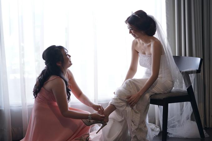 Holy Matrimony Steven and Yohana by Luminous Bridal Boutique - 008