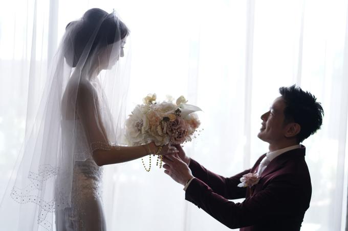 Holy Matrimony Steven and Yohana by Luminous Bridal Boutique - 012