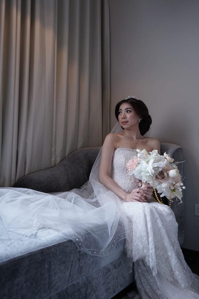 Holy Matrimony Steven and Yohana by Luminous Bridal Boutique - 015