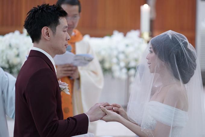 Holy Matrimony Steven and Yohana by Luminous Bridal Boutique - 019