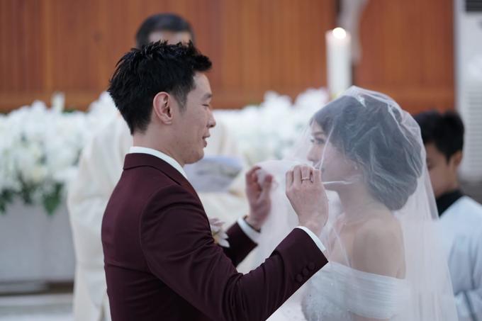 Holy Matrimony Steven and Yohana by Luminous Bridal Boutique - 021