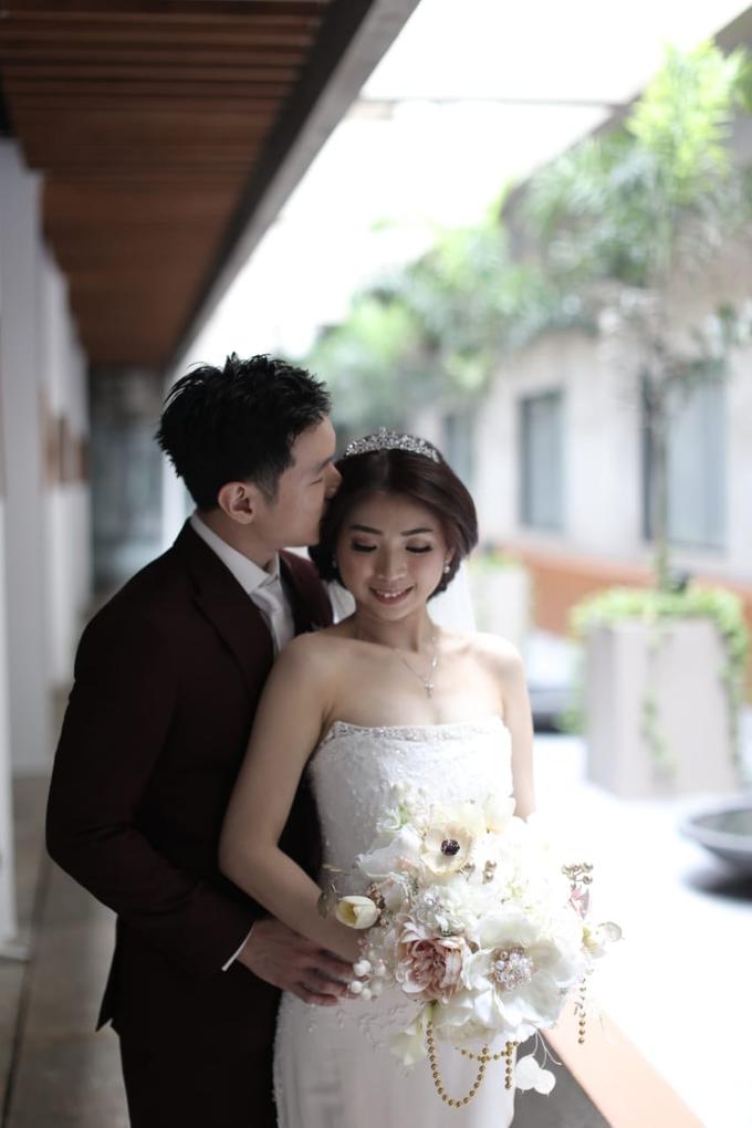 Holy Matrimony Steven and Yohana by Luminous Bridal Boutique - 025