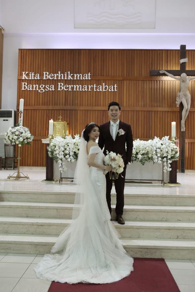 Holy Matrimony Steven and Yohana by Luminous Bridal Boutique - 026