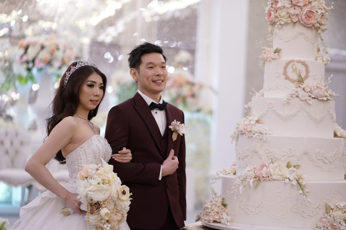 Wedding Day Steven and Yohana by Luminous Bridal Boutique - 001