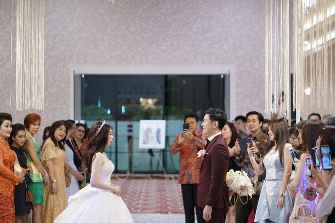 Wedding Day Steven and Yohana by Luminous Bridal Boutique - 022