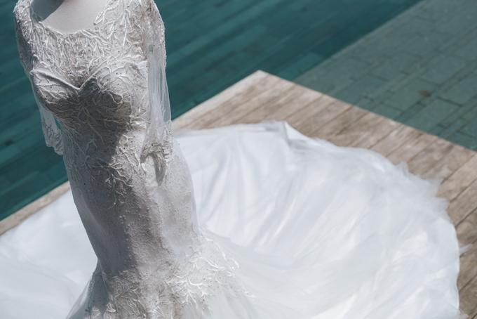 Wedding Day Pradipta and Cheryl by Luminous Bridal Boutique - 001