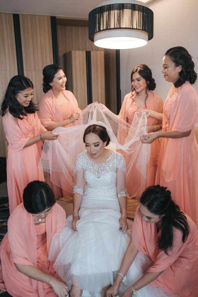 Wedding Day Pradipta and Cheryl by Luminous Bridal Boutique - 003