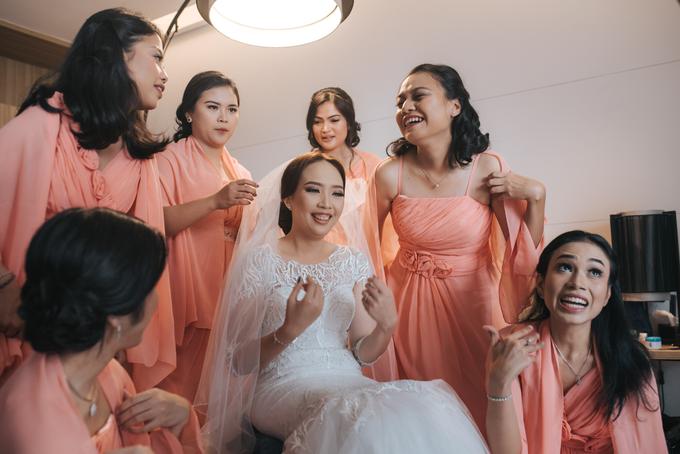 Wedding Day Pradipta and Cheryl by Luminous Bridal Boutique - 002