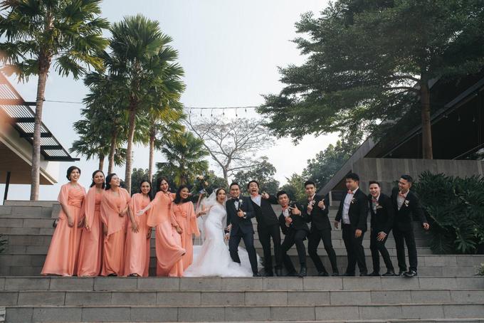 Wedding Day Pradipta and Cheryl by Luminous Bridal Boutique - 007