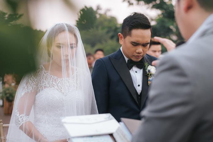 Wedding Day Pradipta and Cheryl by Luminous Bridal Boutique - 009