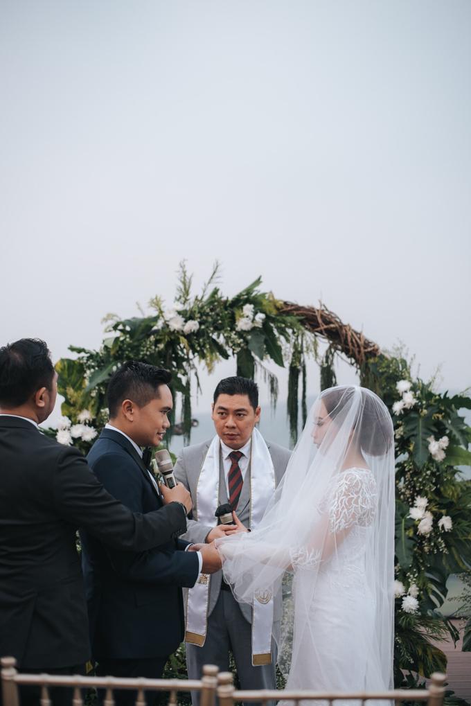 Wedding Day Pradipta and Cheryl by Luminous Bridal Boutique - 015
