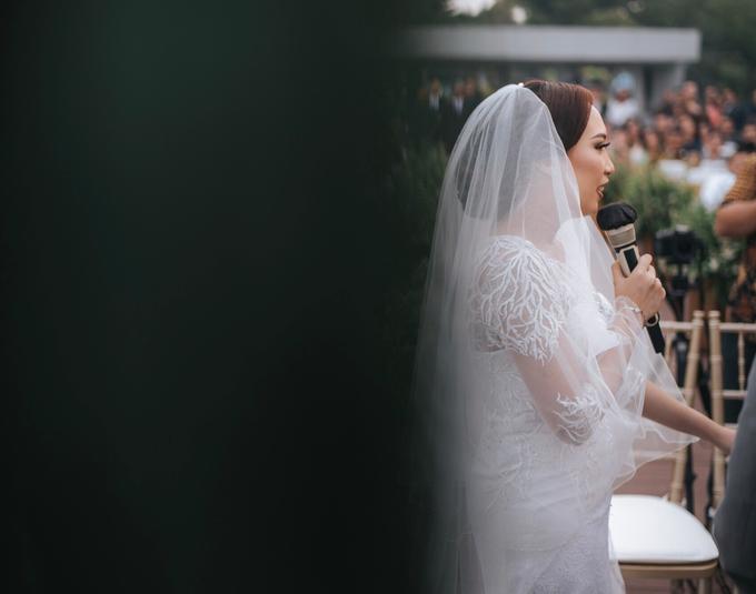 Wedding Day Pradipta and Cheryl by Luminous Bridal Boutique - 014