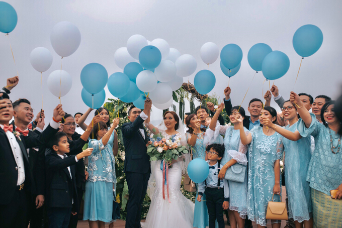 Wedding Day Pradipta and Cheryl by Luminous Bridal Boutique - 016