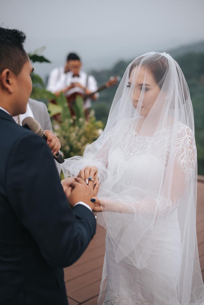Wedding Day Pradipta and Cheryl by Luminous Bridal Boutique - 018