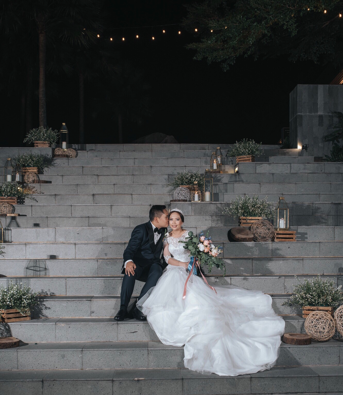 Wedding Day Pradipta and Cheryl by Luminous Bridal Boutique - 019