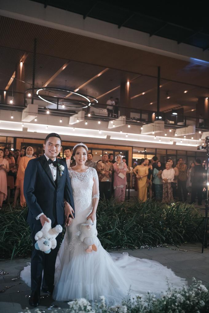 Wedding Day Pradipta and Cheryl by Luminous Bridal Boutique - 021