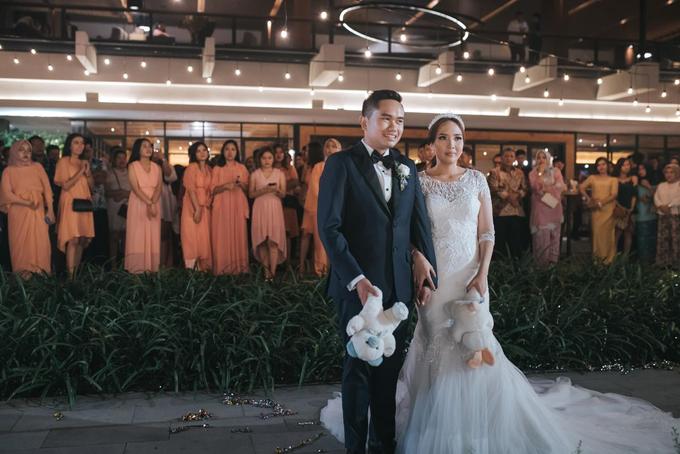 Wedding Day Pradipta and Cheryl by Luminous Bridal Boutique - 022