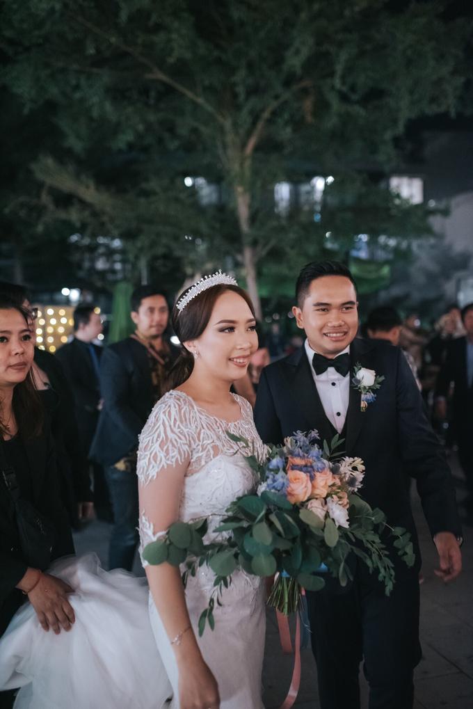 Wedding Day Pradipta and Cheryl by Luminous Bridal Boutique - 023