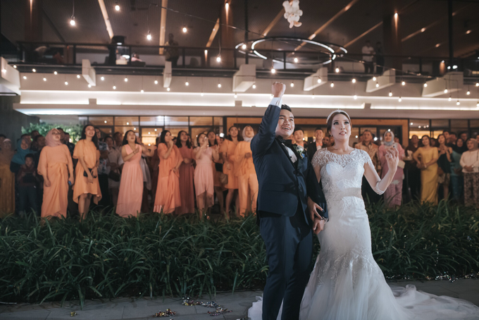 Wedding Day Pradipta and Cheryl by Luminous Bridal Boutique - 024