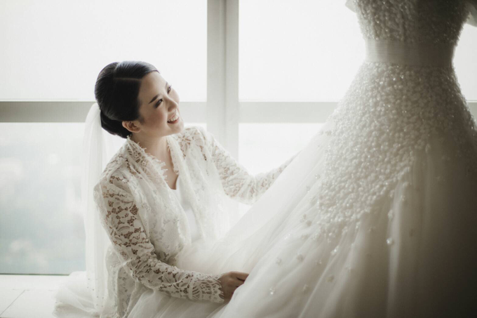 Wedding Day Natasha and Andrew by Luminous Bridal Boutique - 002