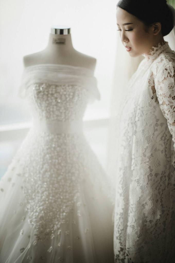 Wedding Day Natasha and Andrew by Luminous Bridal Boutique - 005