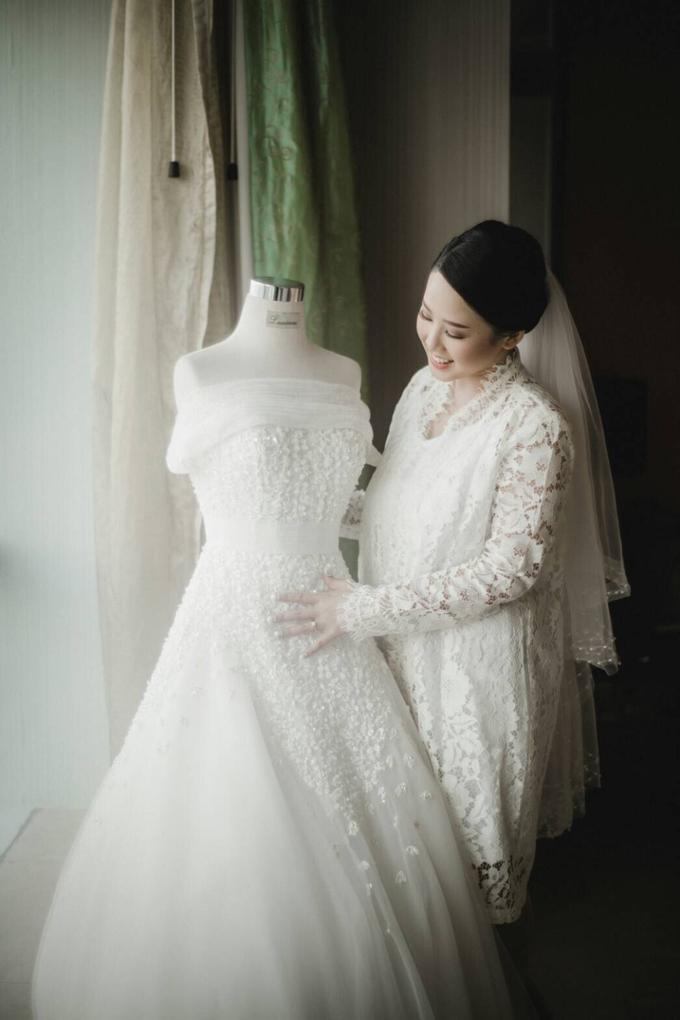 Wedding Day Natasha and Andrew by Luminous Bridal Boutique - 001
