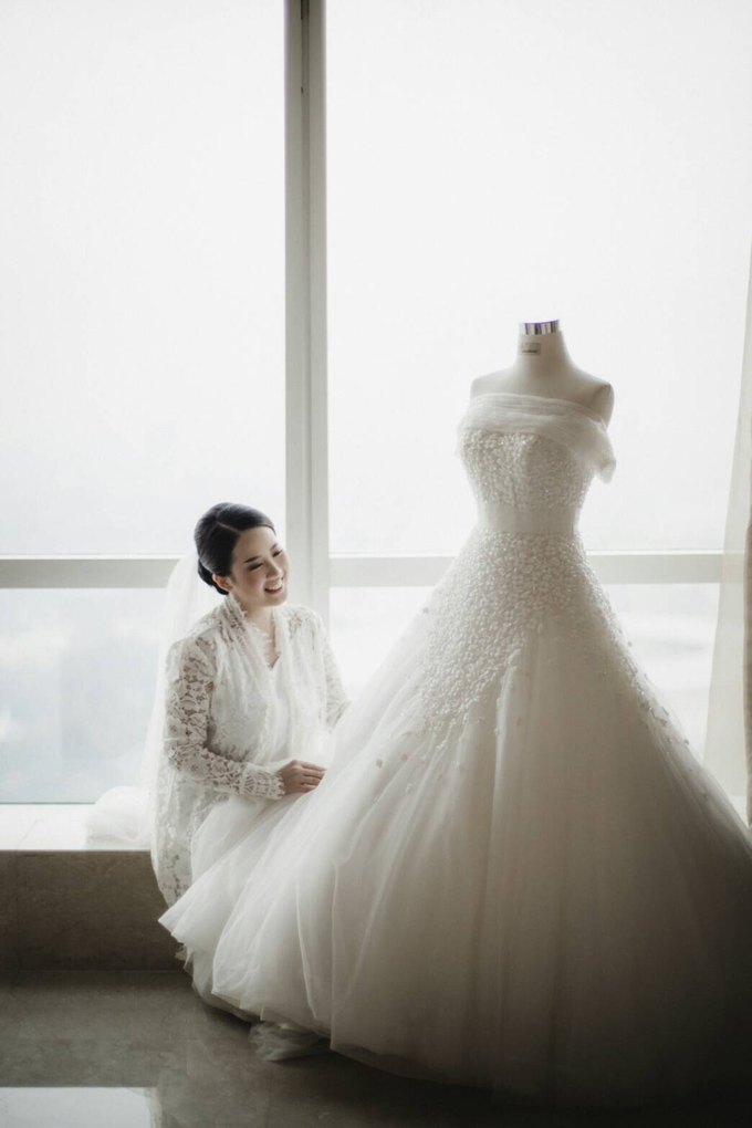 Wedding Day Natasha and Andrew by Luminous Bridal Boutique - 004