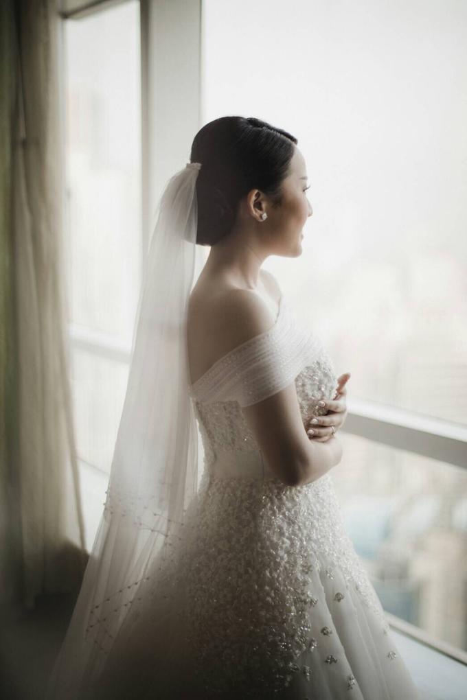 Wedding Day Natasha and Andrew by Luminous Bridal Boutique - 008