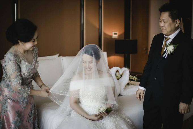 Wedding Day Natasha and Andrew by Luminous Bridal Boutique - 007