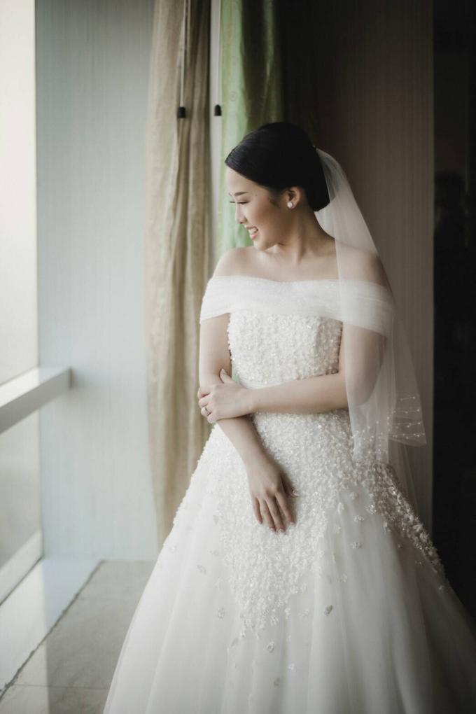 Wedding Day Natasha and Andrew by Luminous Bridal Boutique - 009