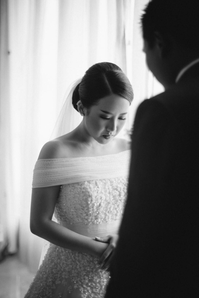 Wedding Day Natasha and Andrew by Luminous Bridal Boutique - 012
