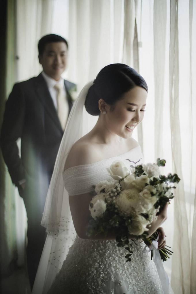 Wedding Day Natasha and Andrew by Luminous Bridal Boutique - 014