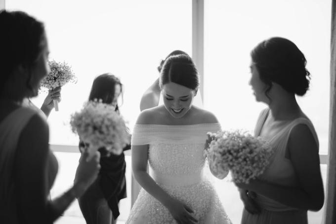 Wedding Day Natasha and Andrew by Luminous Bridal Boutique - 015