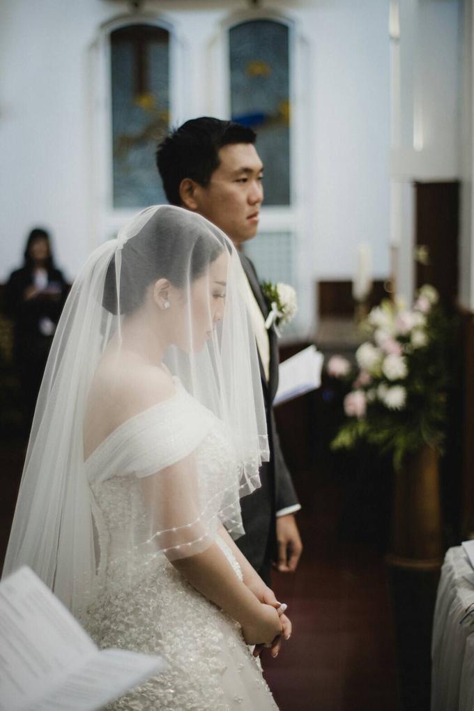 Wedding Day Natasha and Andrew by Luminous Bridal Boutique - 017