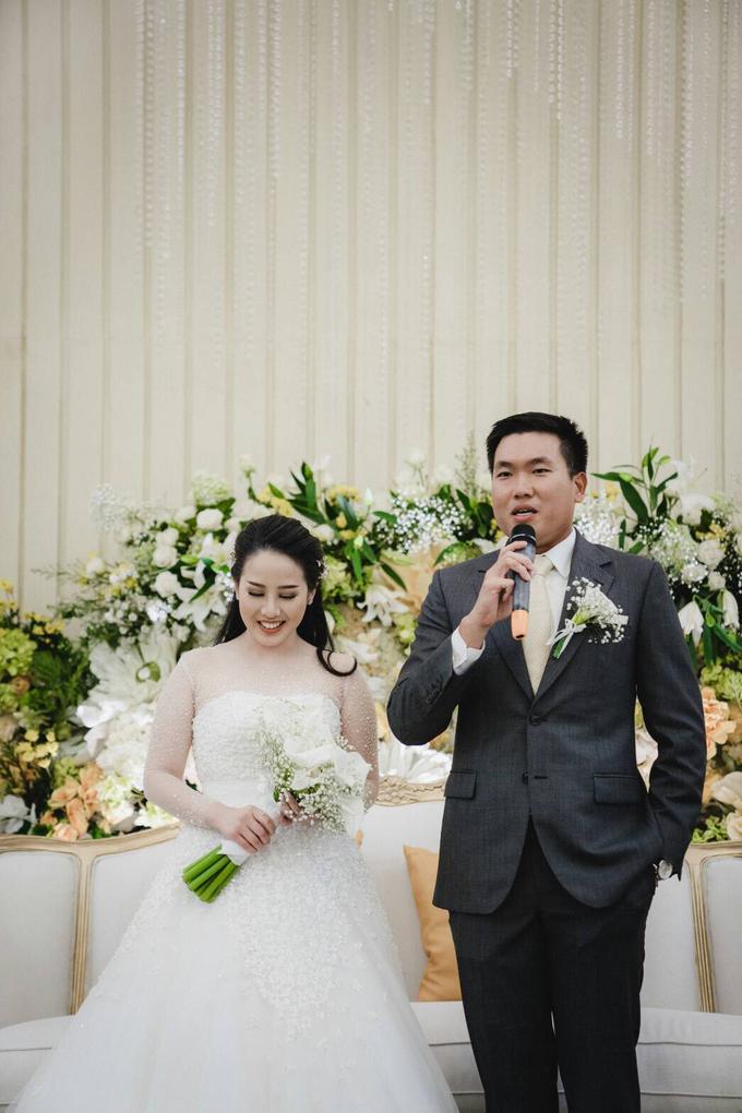 Wedding Day Natasha and Andrew by Luminous Bridal Boutique - 018